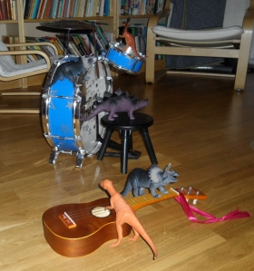 Dino-rock