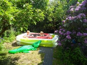 Pirater, krokodiler och ovanligt säkert båtliv